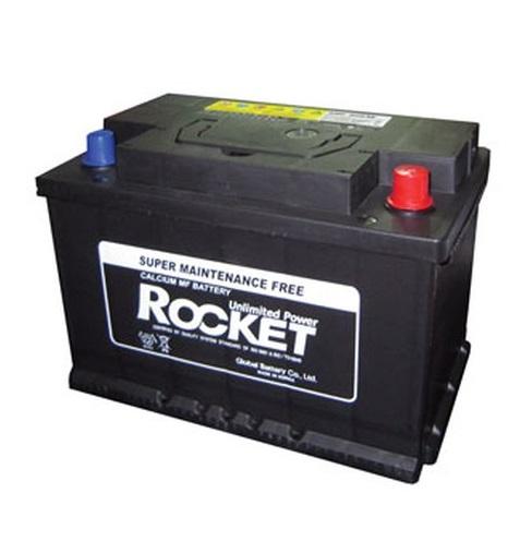 Ắc quy Rocket 50Ah N50