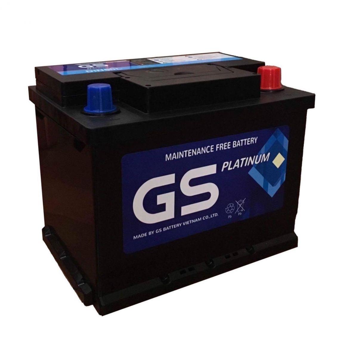 Ắc quy GS 80Ah MF95D31L