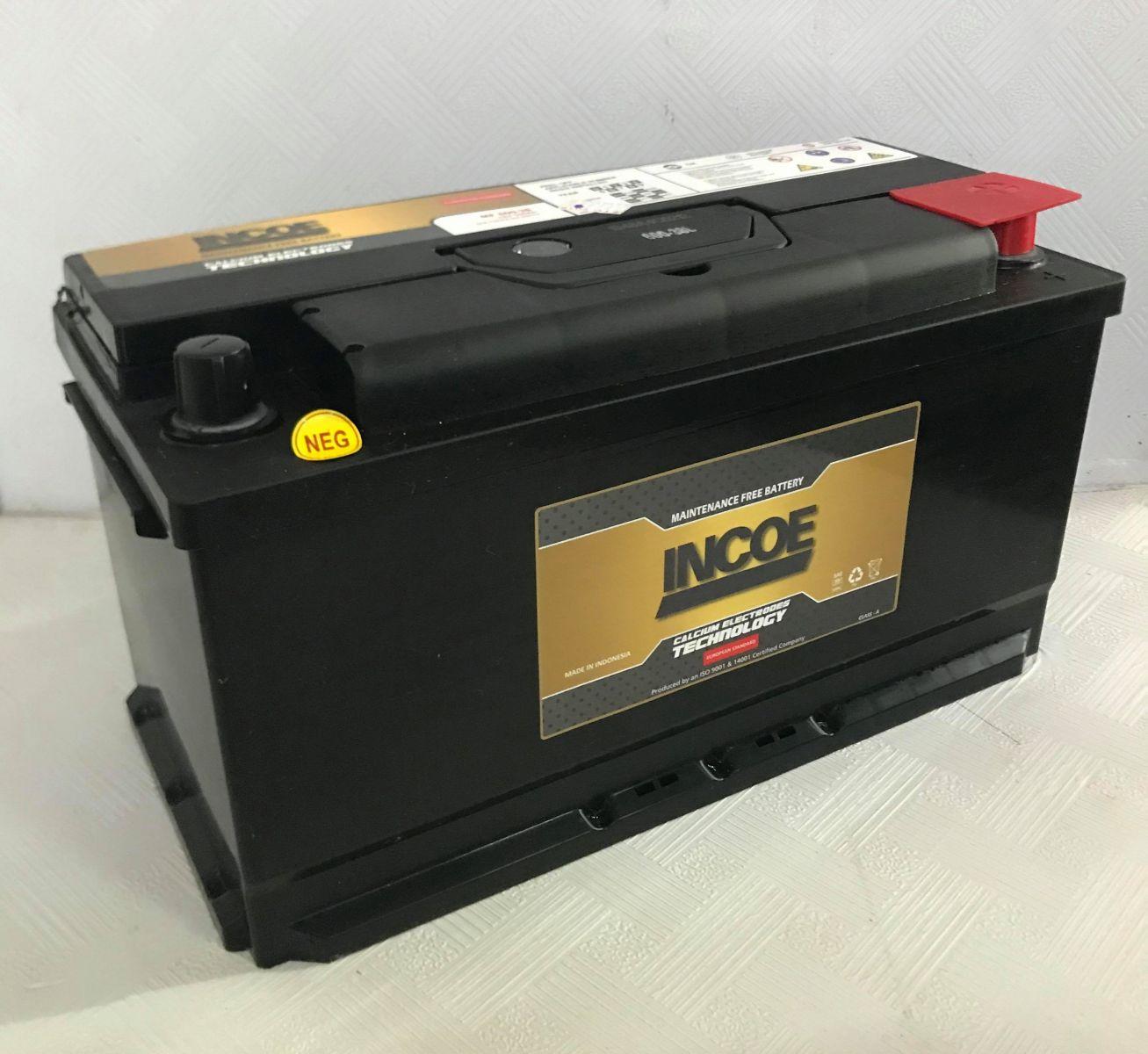 Ắc quy Incoe 100Ah MF 600-38