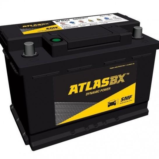 Atlas 45Ah DIN MF54321