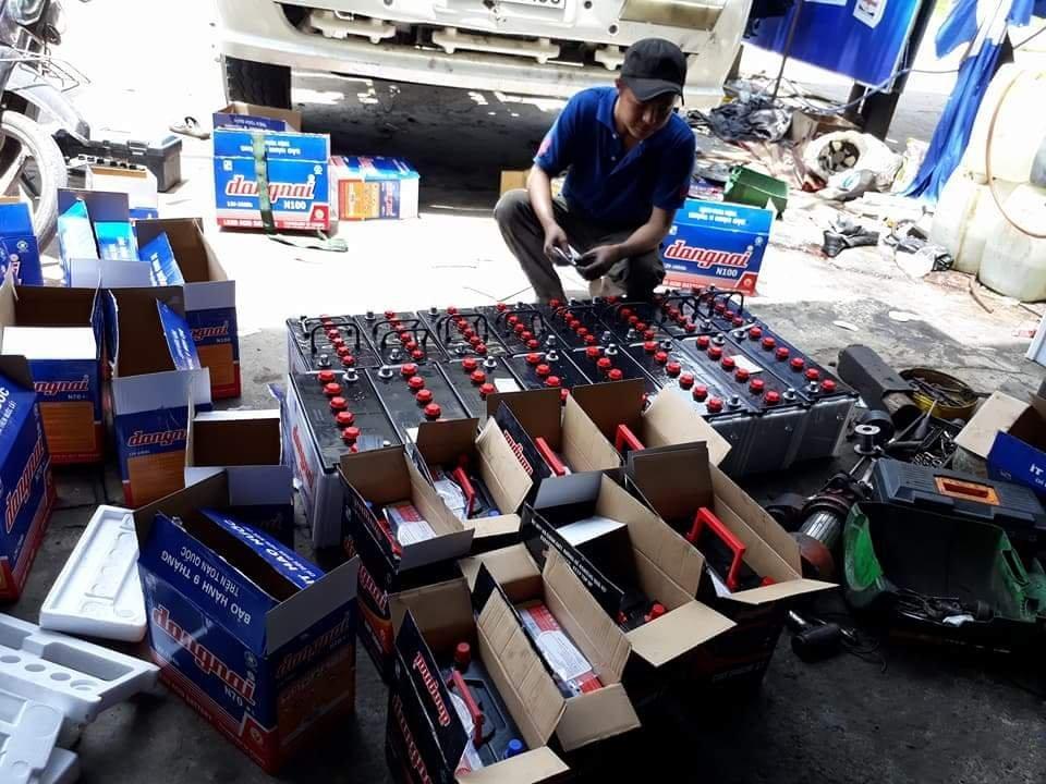 Đại lý ắc Quy tại Long Thành Đồng Nai